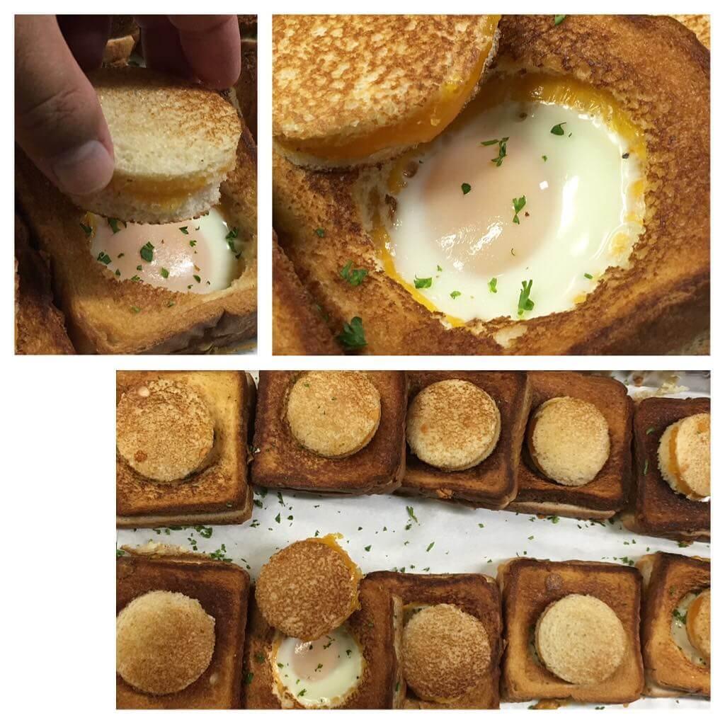 Surprise! #breakfasttoday